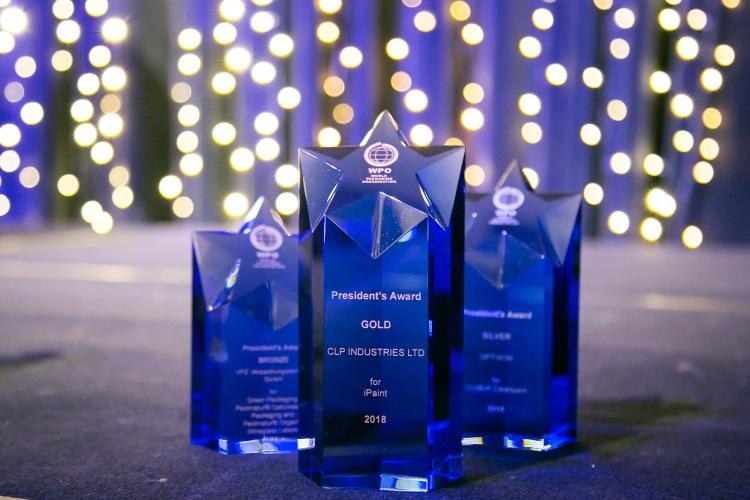 worldstar csomagolási világverseny díj