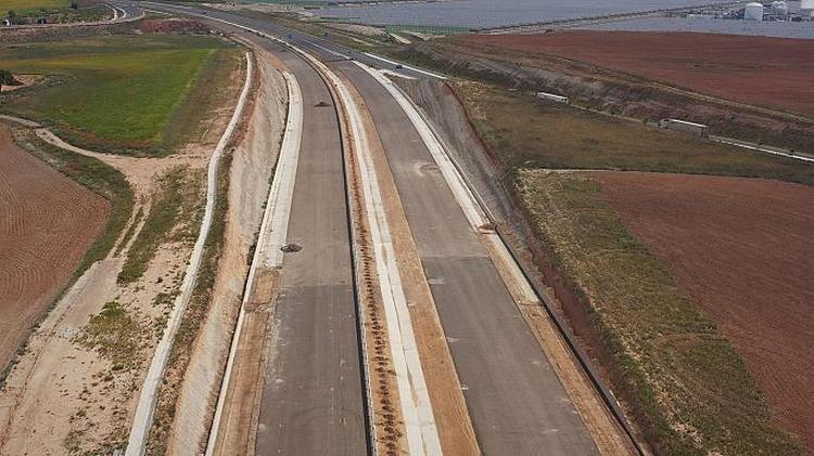 autópálya építés útépítés