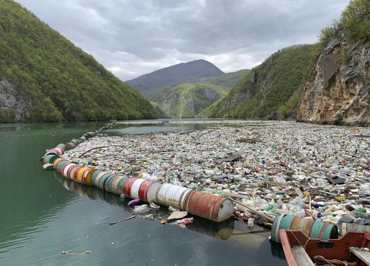 tenger szennyezés
