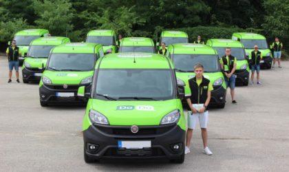 Fiat kisteherautókkal bővíti flottáját a DoDo