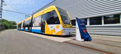 Debreceni villamosvonalon tesztelik az ütközéselkerülő rendszert