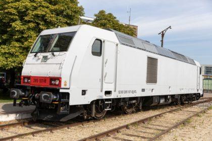 Dízelmozdonyokkal bővít a logisztikai szolgáltató