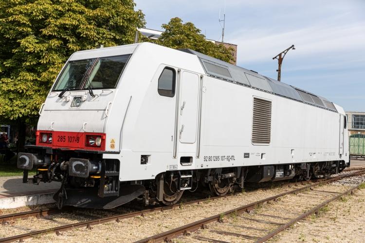 mozdony vonat