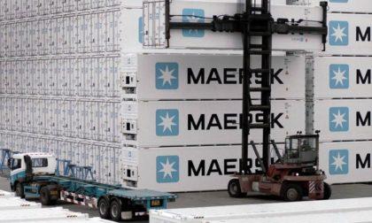 Logisztikai cégekkel erősít a Maersk